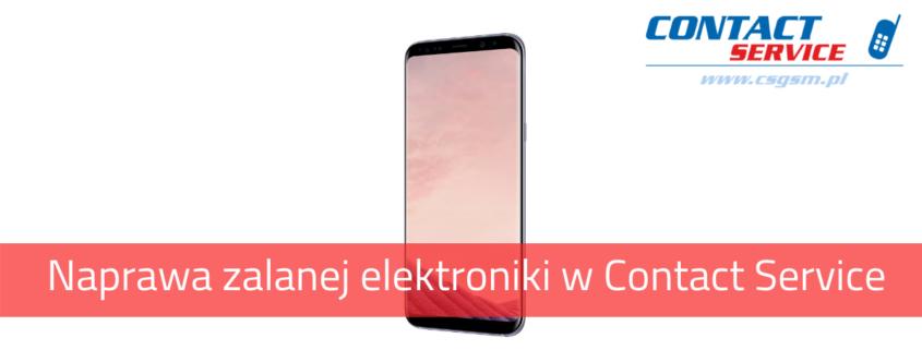 Naprawa zalanej elektroniki Gdańsk