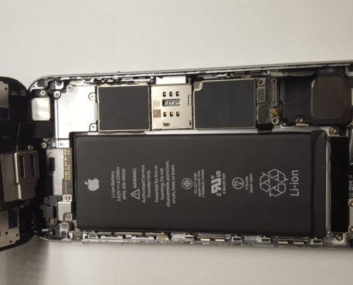 Zdjęcie baterii iPhone 5 / 5s