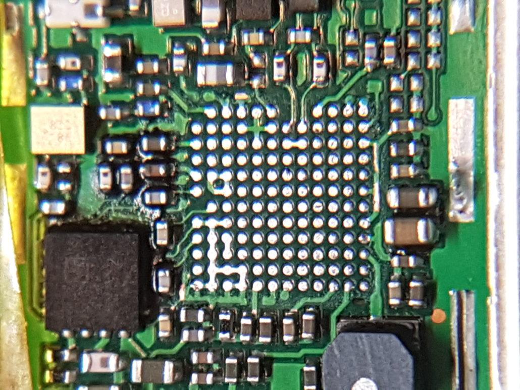 Huawei P8 Lite nie działa wifi i bluetooth - Płyta oczyszczona