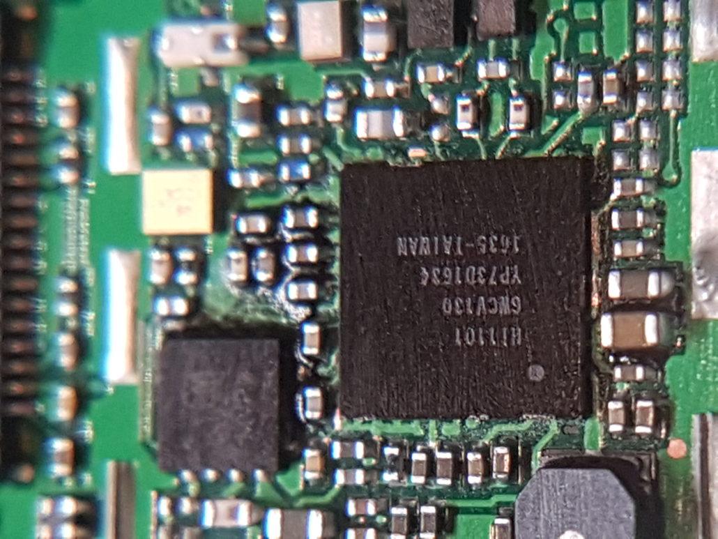 Huawei P8 Lite nie działa wifi i bluetooth - Nowy moduł