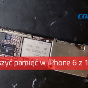 Jak zwiększyć pamięć w iPhone 6