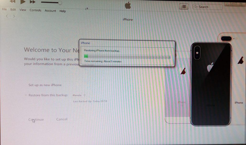 Jak zwiększyć pamięć w iPhone 6 - wgrywamy backup