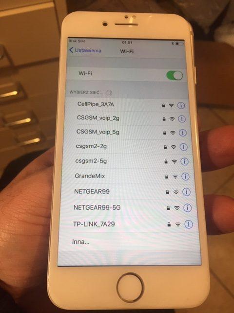 renomowany serwis elektroniki - iPhone znowu jest sprawny